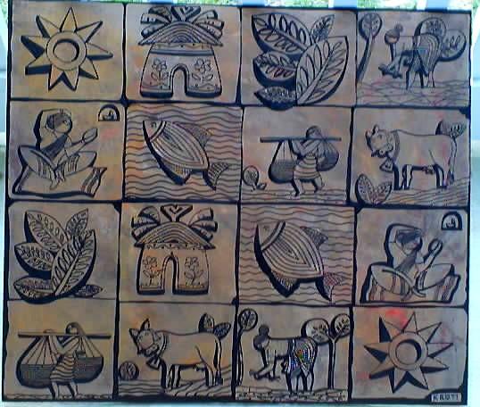 Village Tiles